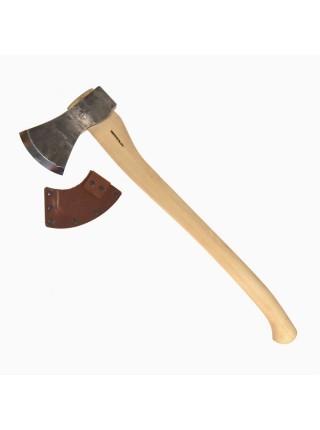 Топор плотницкий ПЕТРОГРАДЪ, модель Муром (малый и большой)