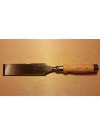 Стамеска плотницкая укороченная Robert Sorby Bevelled Framing Chisel RS286 50мм